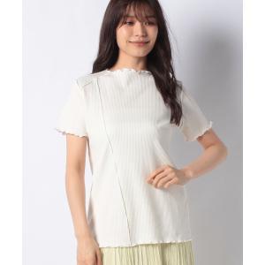 【メラン クルージュ】【Melan Cleuge women】メローテレコTシャツ|MAGASEEK PayPayモール店