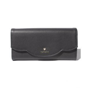 【ラプラスボックス(レディース)】ハートビジュ−フラップ長財布|MAGASEEK PayPayモール店