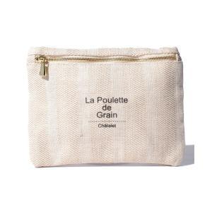 【ラプラスボックス(レディース)】Frenchロゴプリントショルダーバッグ|MAGASEEK PayPayモール店