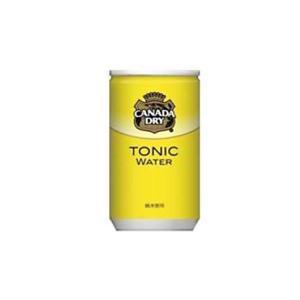 カナダドライ トニックウォーター 160mL缶×30(日本コカ・コーラ) 特価・2ケース目は100円値引き|magasin