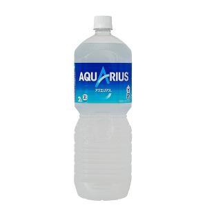 アクエリアス ペコらくボトル 2.0Lペット×6  (日本コカ・コーラ)【特価・2ケース目は100円値引き】|magasin
