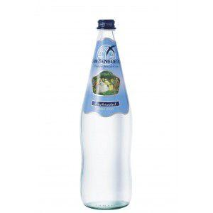 Sanbenedetto サンベネデット スパークリングウォーター グラスボトル 1000ml×12/食品につき返品不可|magasin