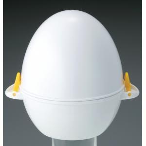 電子レンジでゆでたまご 3個用/卵/玉子/お弁当/サラダ/半熟/固ゆで/|magasin
