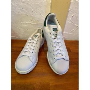 adidas(アディダス) STAN SMITHスタンスミス CQ2871 ホワイト×グリーン|magic-u-ladys