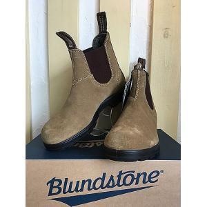 Blund stone(ブランドストーン) サイドゴアブーツ BS1456 サンド magic-u-ladys
