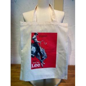 Lee(リー) TOTE BAG LA0465-09 レッド系 magic-u-ladys