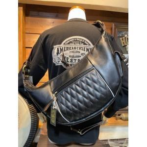 WESTRIDE/ウエストライド RIDING SHOULDER BAG