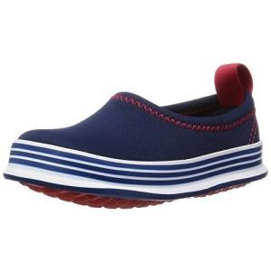 [スキッポン] 子ども 靴 ラッキープレーン(ネイビー) SKP-0041NV-13 (ソール 白) 13cm|magicdoor