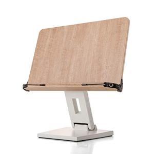 [アイレベル] Eye level 読書台 高低調整可能 ブックスタンド タブレット台 レシピ台 多用途使用 大人から子供まで利用可能 壁掛け (N40H-W)|magicdoor