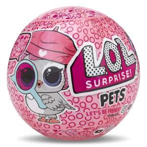 L.O.L. サプライズ! シリーズ4-1 ペット LOL Surprise Doll Pets Series 4 Wave 1 [並行輸入品]|magicdoor