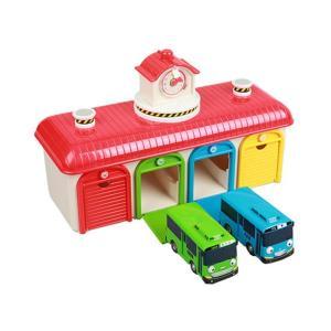 [SET] Tayo The Little Bus ちびっこバス タヨ バス車庫 遊びセット [並行輸入品]|magicdoor