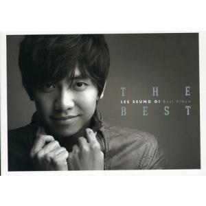 イ・スンギ Best Album - The Best (韓国盤)|magicdoor