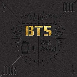BTS 1st Single - 2 Cool 4 Skool (韓国盤)|magicdoor
