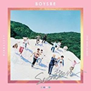 2ndミニアルバム - BOYS BE (Seek Version) (韓国盤)|magicdoor