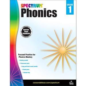 Spectrum Phonics「カンマ」 Grade 1