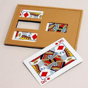 I2911 ジグザグカード マジック・手品|magicexpress