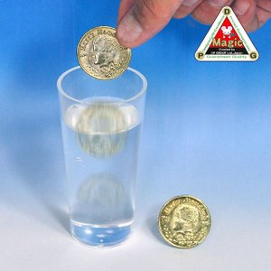 O6953 DPG 溶けて復活するコイン マジック・手品|magicexpress