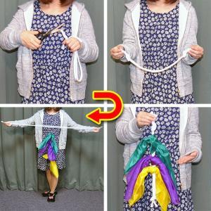 R7213 ロープの復活と抜けるシルク(特上品) マジック・手品|magicexpress