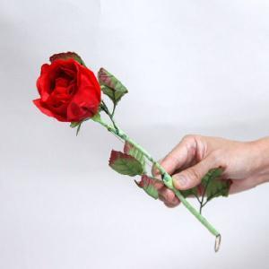 T5219 薔薇になるハンカチーフ マジック・手品