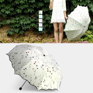 日傘 折りたたみ 日傘 遮光 UV 傘 レディースUVカット折り傘 軽量折り畳み傘 99%UVカット...
