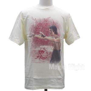 ブルースリー Power of Dragon(ドラゴンのパワー) Bluce Lee Tシャツ|magicnight