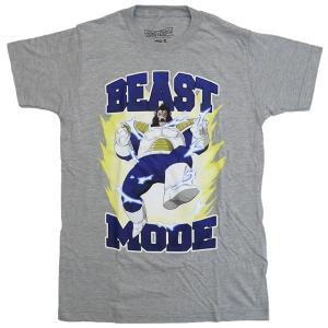 ベジータ ビースト USA版ドラゴンボールZ Tシャツ|magicnight