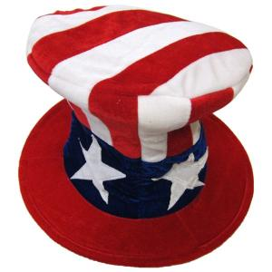 アンクルサムハット 星条旗柄アメリカンハット|magicnight