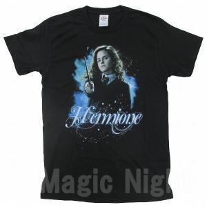 ハリーポッターの海外ライセンスTシャツ。少し大人になったハーマイオニーが描かれています。