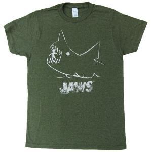 ジョーズ Cholk Board(チョークボード) Jaws Tシャツ|magicnight
