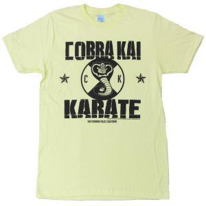 カラテキッド コブラ会空手 Tシャツ 映画 The Karate Kid 邦題 ベストキッド