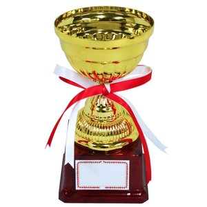 ヴィクトリーカップ リボン&プレートシール付き 優勝カップ|magicnight