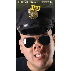 豚の鼻 特殊メイク 仮装パーツ ブタ 付け鼻|magicnight