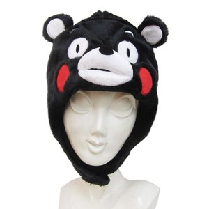 くまモン 着ぐるみキャップ かぶりもの 帽子 magicnight