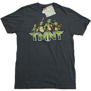 タートルズTシャツ TMNT CITY|magicnight