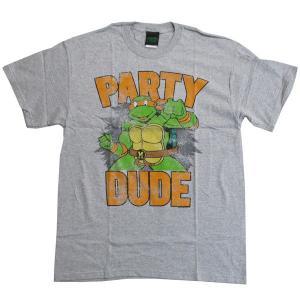 タートルズTシャツ PARTY DUDE|magicnight