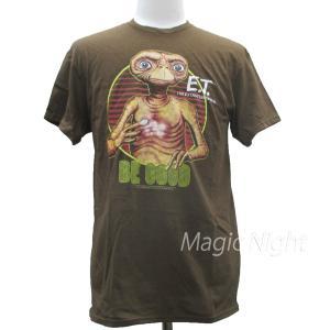 ET イーティー Tシャツ BE GOOD ビー グッド 映画  E.T. 半袖 magicnight