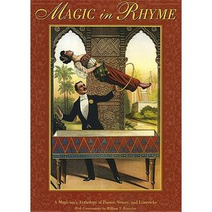 手品 マジック 書籍 Magic in Rhyme by Bill Rauscher|magicu