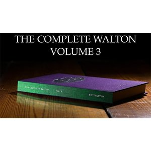 手品 マジック 書籍 The Complete Walton Vol. 3 by Roy Walton|magicu