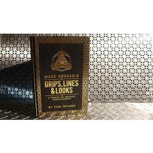 手品 マジック 書籍 Grips, Lines and Looks (DVD & Book) by Marc Oberon|magicu
