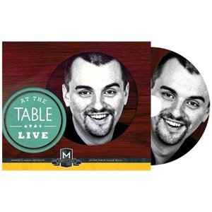 At the Table Live Lecture Caleb Wiles|magicu