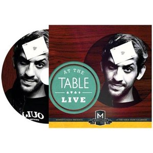 At the Table Live Lecture Mark Calabrese|magicu