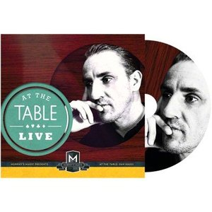 At the Table Live Lecture Dan Hauss|magicu