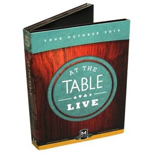 At the Table Live Lecture October 2014 (5 DVD set)|magicu