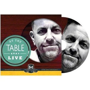 At the Table Live Lecture Mark Elsdon|magicu