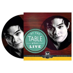 At the Table Live Lecture Shin Lim|magicu