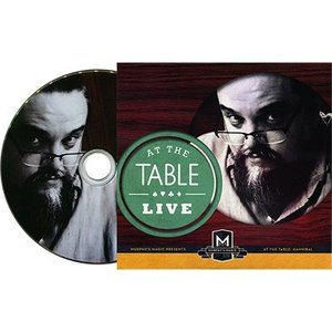At the Table Live Lecture Hannibal|magicu