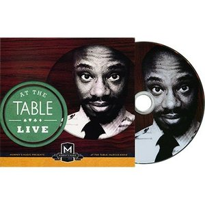 At the Table Live Lecture Marcus Eddie|magicu