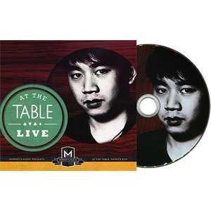 At the Table Live Lecture Patrick Kun|magicu