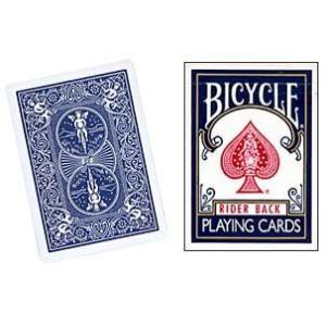 ダブルバックカード(ブルー・ブルー)|magicu