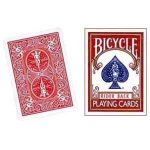 ダブルバックカード(レッド・レッド)|magicu